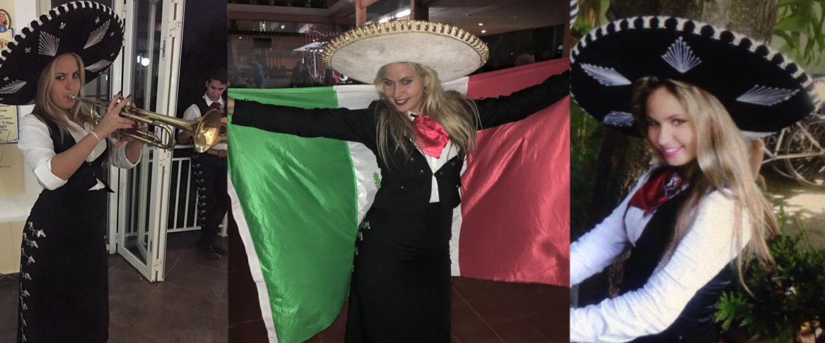 Mariachi mujer als duo